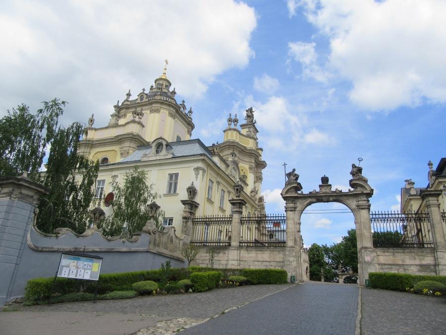 st george catedral lviv